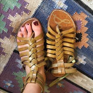 Sam Edelman gladiator sandal sz 7.5